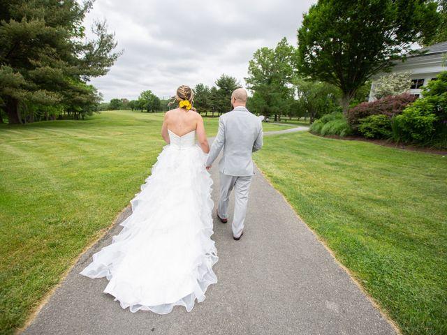 Alan and Amber's Wedding in Newark, Delaware 43