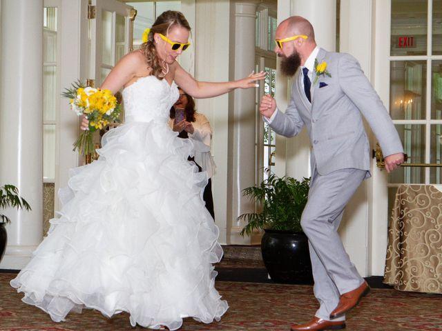 Alan and Amber's Wedding in Newark, Delaware 45