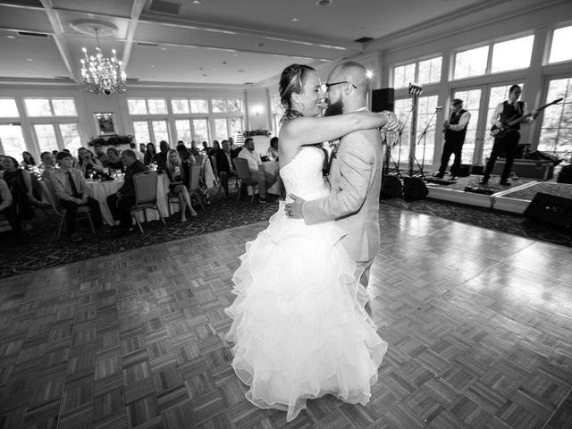 Alan and Amber's Wedding in Newark, Delaware 46