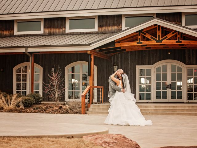 Justin and Taylor's Wedding in Stillwater, Oklahoma 17