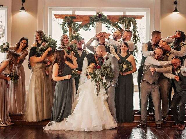 Justin and Taylor's Wedding in Stillwater, Oklahoma 21