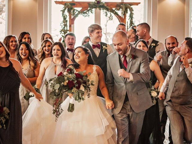 Justin and Taylor's Wedding in Stillwater, Oklahoma 22