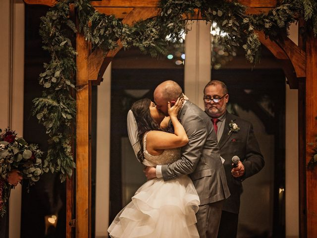 Justin and Taylor's Wedding in Stillwater, Oklahoma 23
