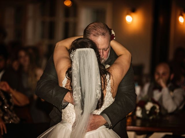 Justin and Taylor's Wedding in Stillwater, Oklahoma 25