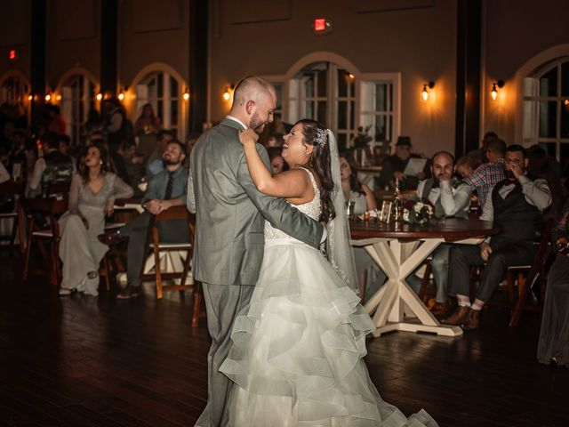 Justin and Taylor's Wedding in Stillwater, Oklahoma 26