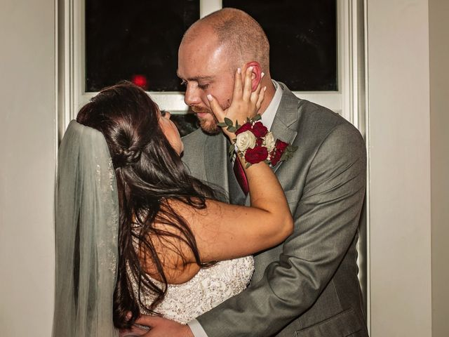 Justin and Taylor's Wedding in Stillwater, Oklahoma 27