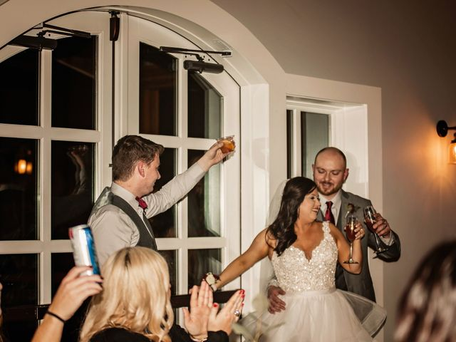 Justin and Taylor's Wedding in Stillwater, Oklahoma 30
