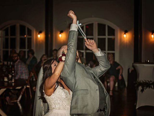 Justin and Taylor's Wedding in Stillwater, Oklahoma 31