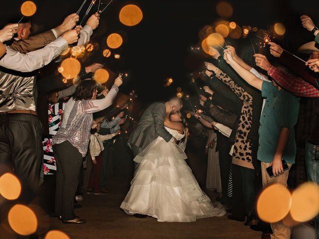 Justin and Taylor's Wedding in Stillwater, Oklahoma 32