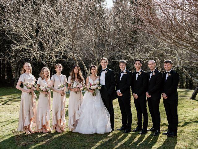 Brent and Diane's Wedding in Highlands, North Carolina 21