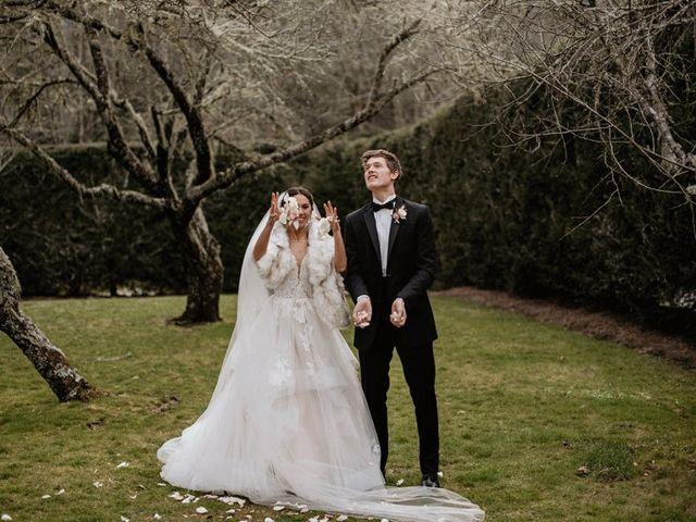 Brent and Diane's Wedding in Highlands, North Carolina 37