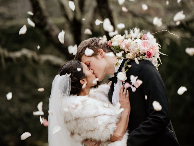 Brent and Diane's Wedding in Highlands, North Carolina 38