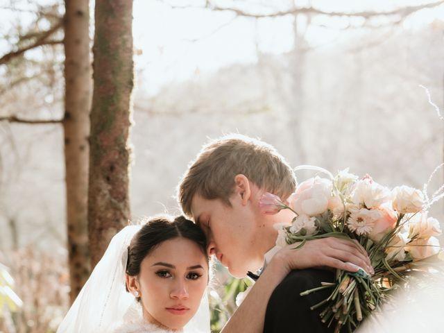 Brent and Diane's Wedding in Highlands, North Carolina 40