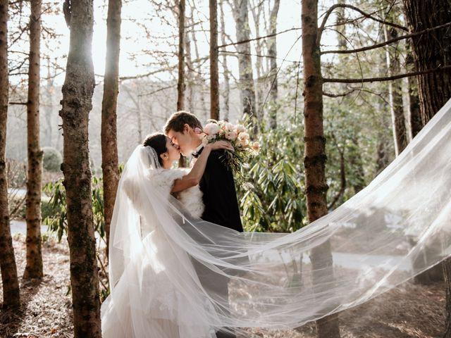 Brent and Diane's Wedding in Highlands, North Carolina 41