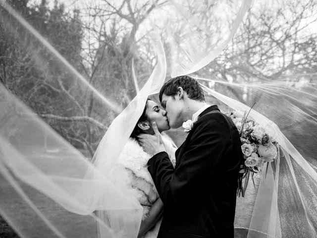 Brent and Diane's Wedding in Highlands, North Carolina 43