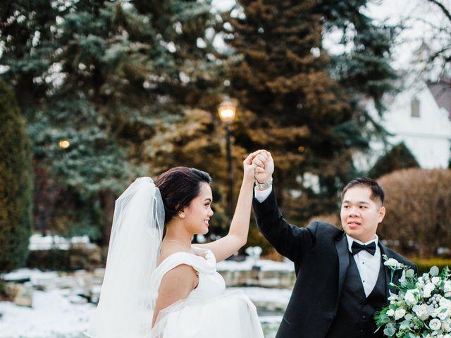 Tony and Amor's Wedding in Joliet, Illinois 34
