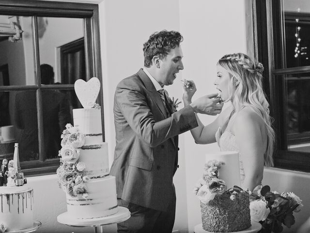 Albie and Ashley's Wedding in Paradise Valley, Arizona 11