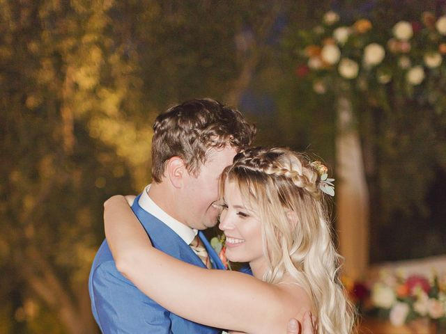 Albie and Ashley's Wedding in Paradise Valley, Arizona 34