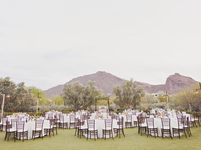 Albie and Ashley's Wedding in Paradise Valley, Arizona 45