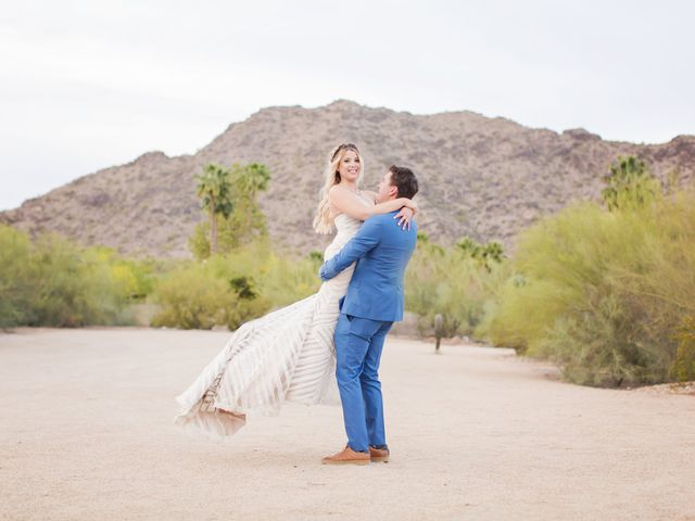 Albie and Ashley's Wedding in Paradise Valley, Arizona 59