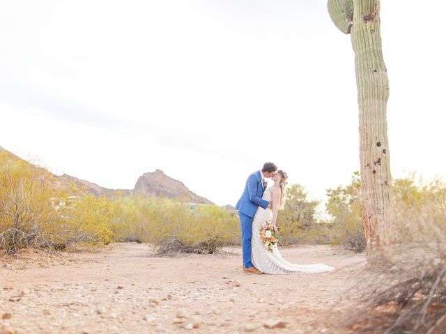 Albie and Ashley's Wedding in Paradise Valley, Arizona 72