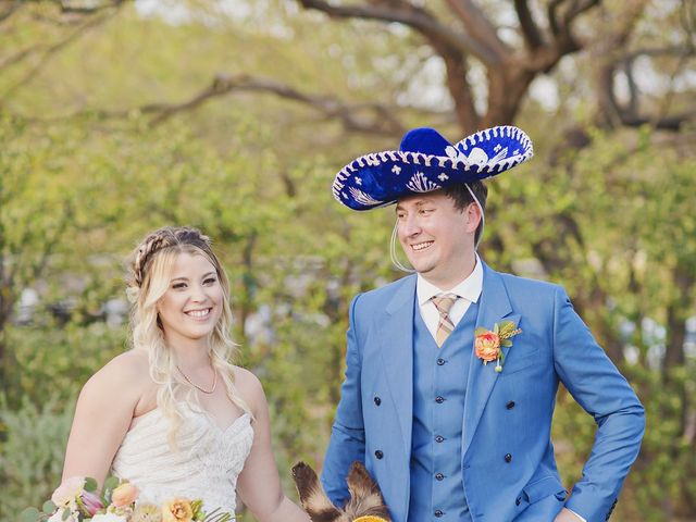 Albie and Ashley's Wedding in Paradise Valley, Arizona 77