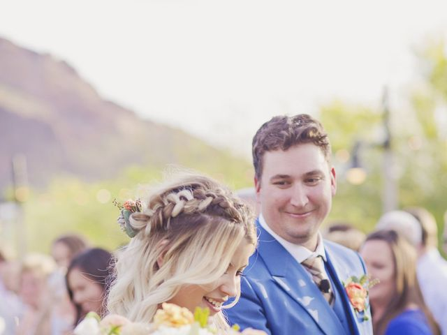 Albie and Ashley's Wedding in Paradise Valley, Arizona 83