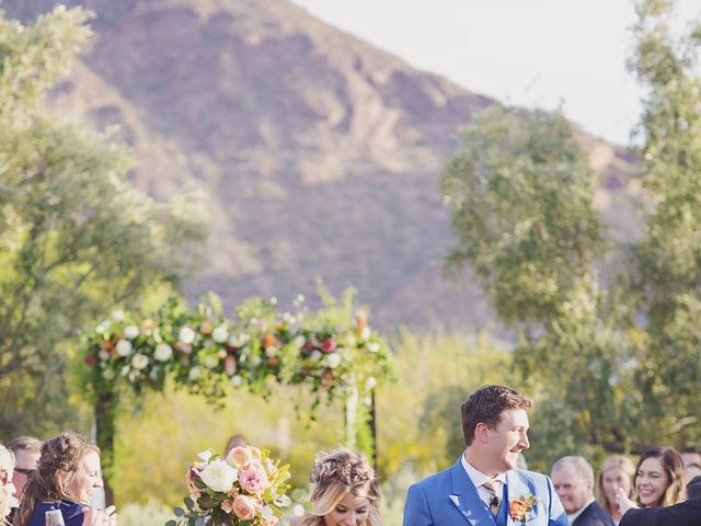 Albie and Ashley's Wedding in Paradise Valley, Arizona 85
