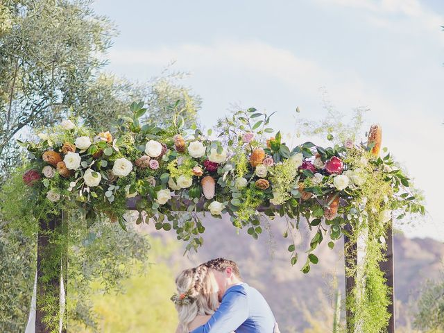 Albie and Ashley's Wedding in Paradise Valley, Arizona 87