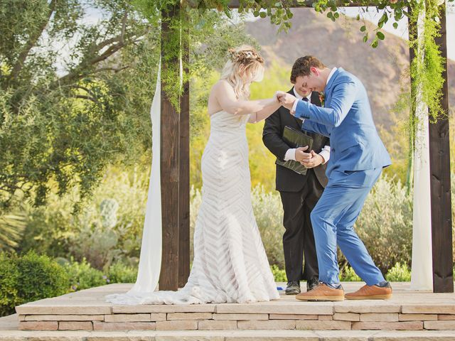 Albie and Ashley's Wedding in Paradise Valley, Arizona 90