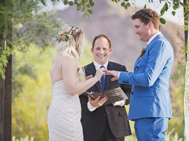 Albie and Ashley's Wedding in Paradise Valley, Arizona 92