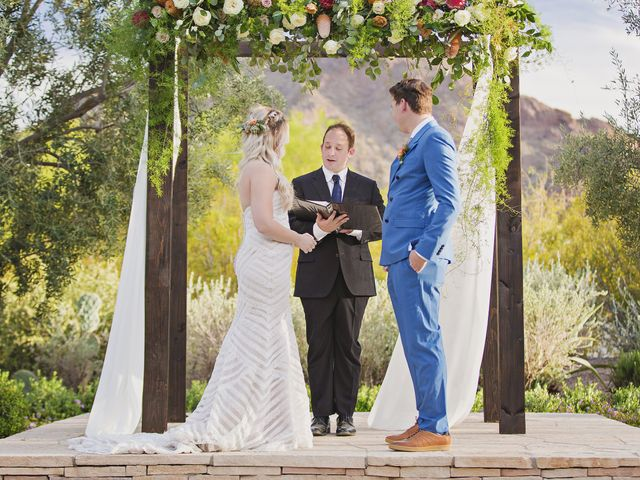 Albie and Ashley's Wedding in Paradise Valley, Arizona 94