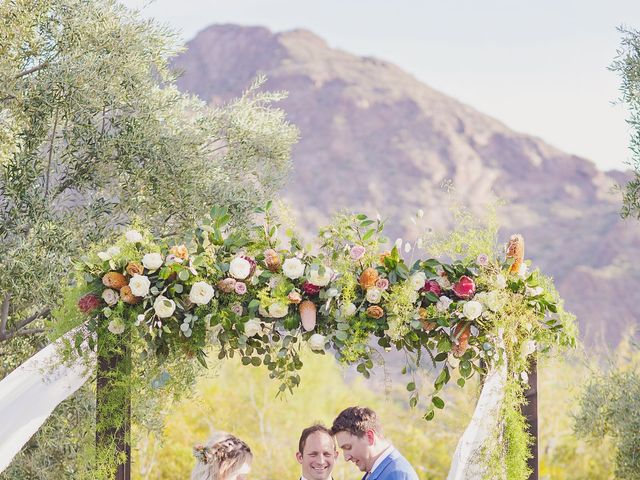 Albie and Ashley's Wedding in Paradise Valley, Arizona 96