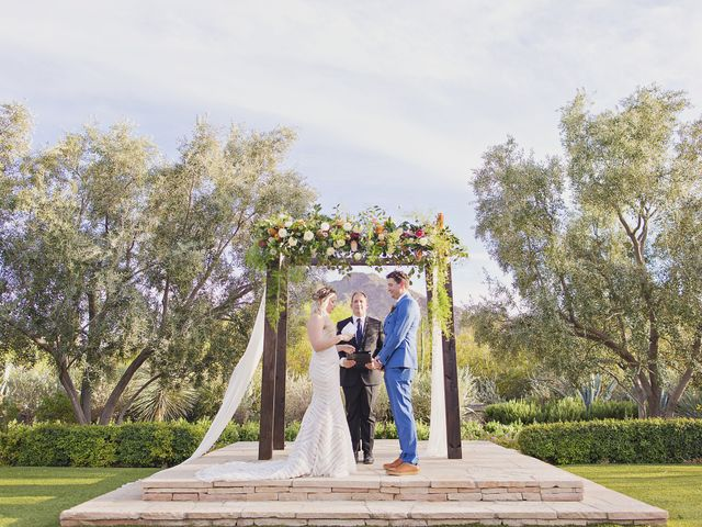 Albie and Ashley's Wedding in Paradise Valley, Arizona 98