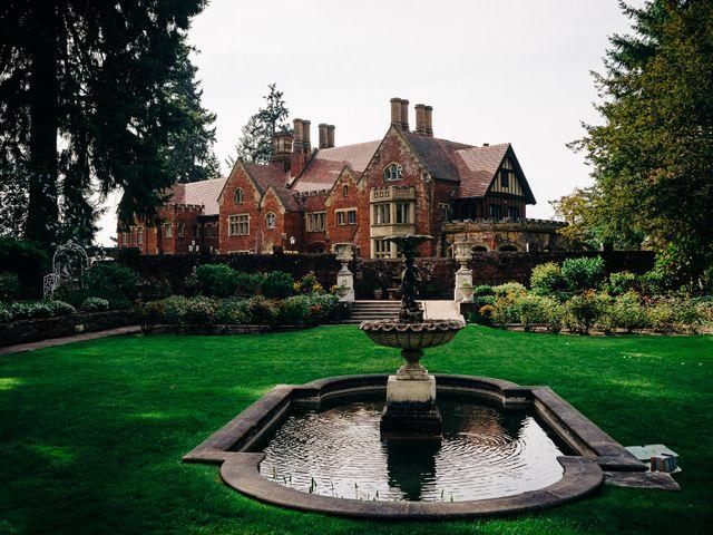 Meneesha and Brandon's Wedding in Lakewood, Washington 1