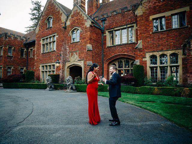 Meneesha and Brandon's Wedding in Lakewood, Washington 4