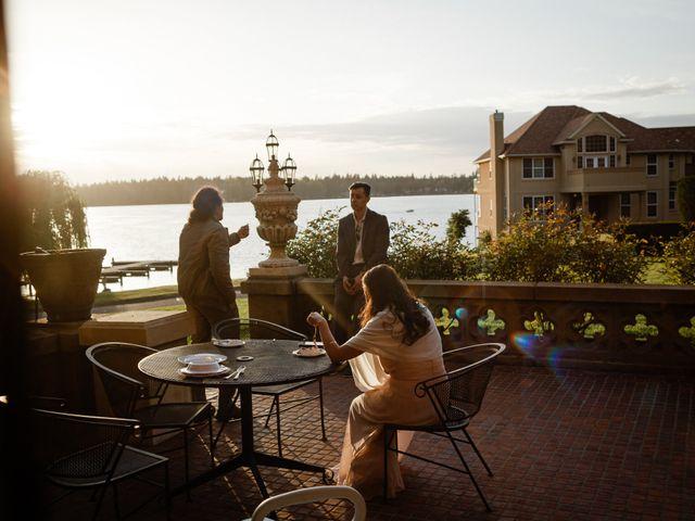 Meneesha and Brandon's Wedding in Lakewood, Washington 8