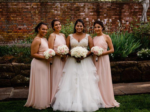 Meneesha and Brandon's Wedding in Lakewood, Washington 9