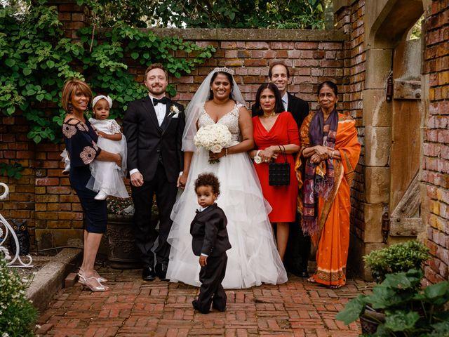 Meneesha and Brandon's Wedding in Lakewood, Washington 10