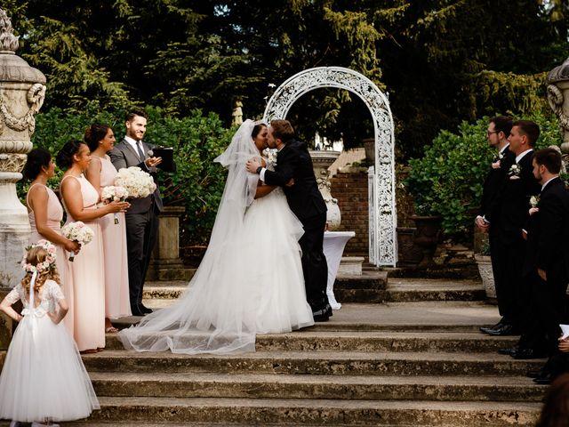 Meneesha and Brandon's Wedding in Lakewood, Washington 14