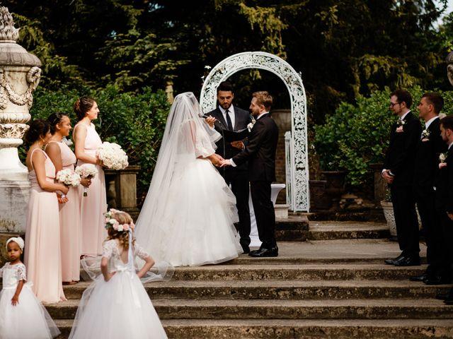 Meneesha and Brandon's Wedding in Lakewood, Washington 16