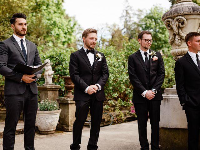 Meneesha and Brandon's Wedding in Lakewood, Washington 17
