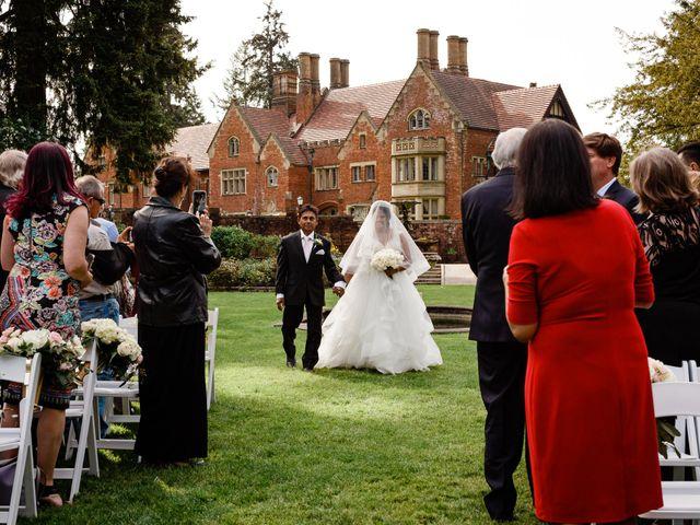 Meneesha and Brandon's Wedding in Lakewood, Washington 18