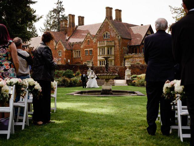 Meneesha and Brandon's Wedding in Lakewood, Washington 19