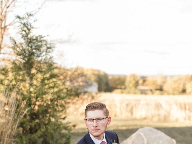 Graylin and Regan's Wedding in Franklin, Ohio 3
