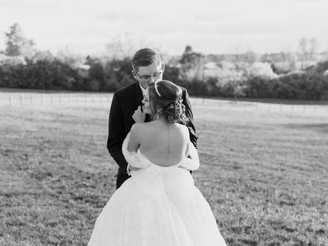 Graylin and Regan's Wedding in Franklin, Ohio 4