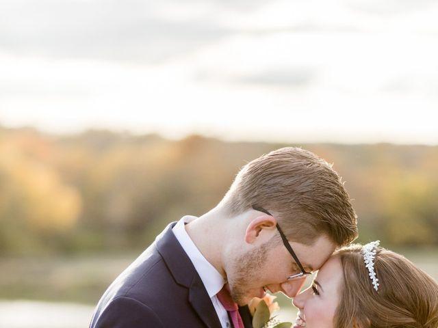Graylin and Regan's Wedding in Franklin, Ohio 5