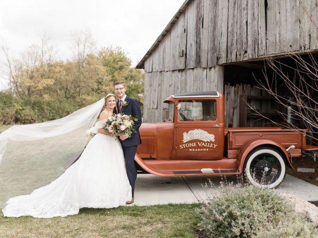 Graylin and Regan's Wedding in Franklin, Ohio 1