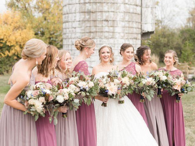 Graylin and Regan's Wedding in Franklin, Ohio 11