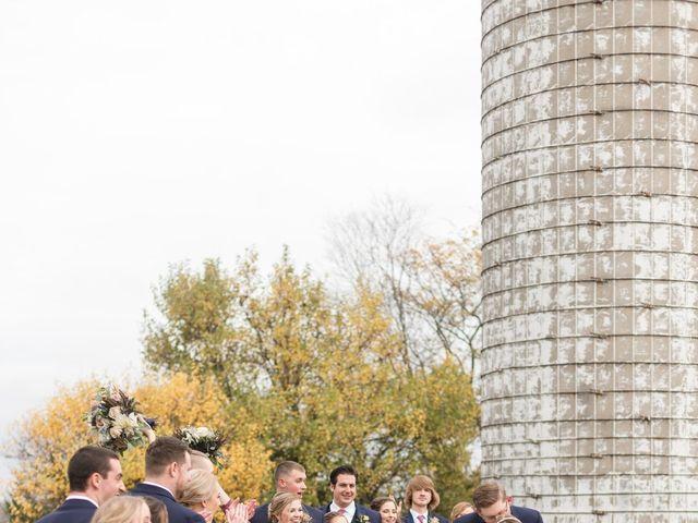 Graylin and Regan's Wedding in Franklin, Ohio 12